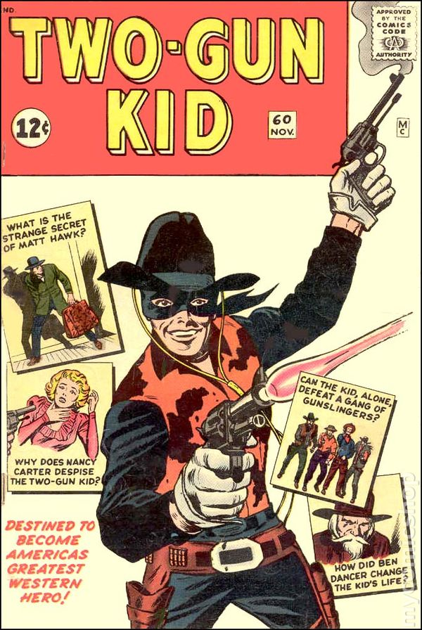 Two-Gun Kid 60