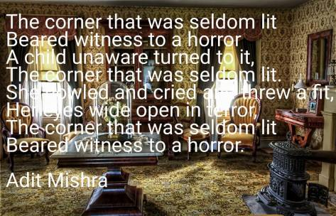 Mishra Poetry Challenge 1