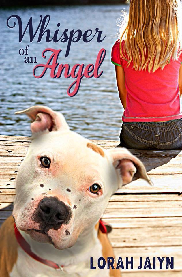 Get Whisper of an Angel, today!