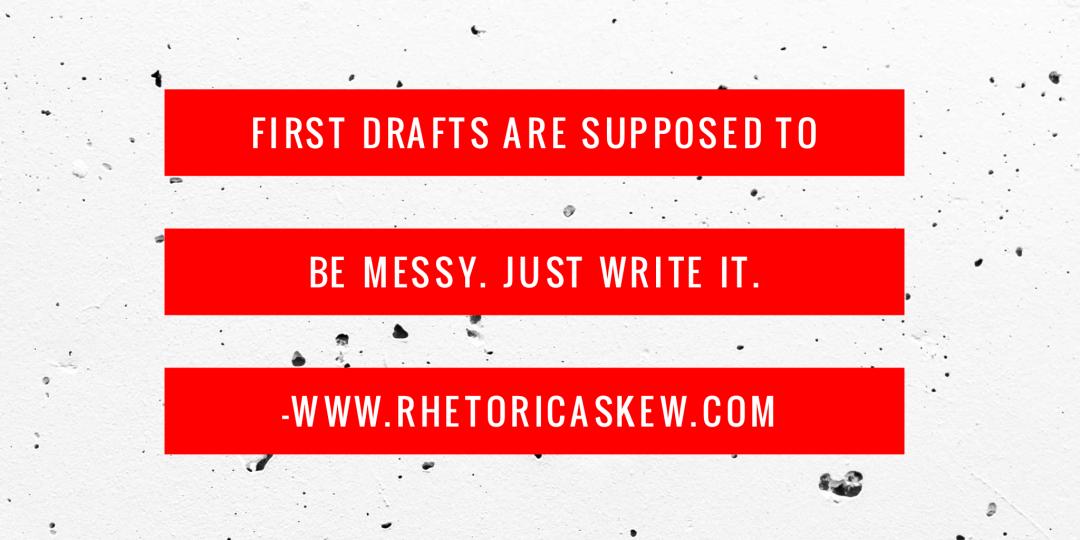 1st Drafts